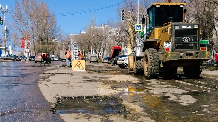 Хит-парад убитых дорог Самары: где лучше не ездить этой весной?