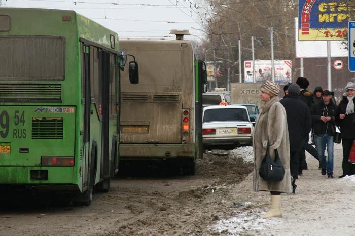 Остановку перенесли ближе к улице Киевской
