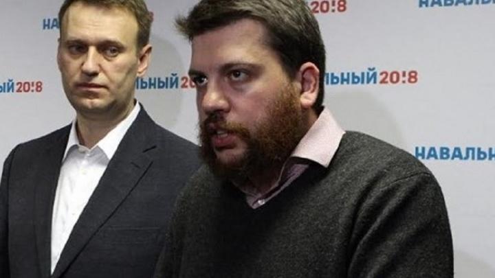 Екатеринбургского соратника Навального арестовали на 10 суток за неповиновение полиции