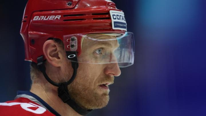 Лидер «Локомотива» «сломался»: Стаффан Кронвалл больше не сыграет в этом сезоне