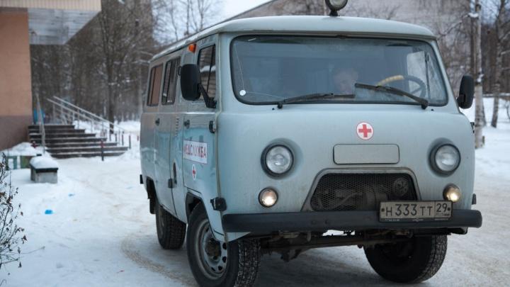В Архангельске погиб мужчина, упав с девятого этажа