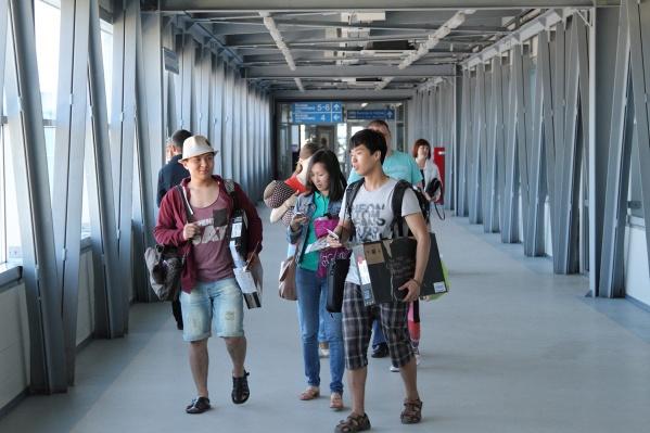 Путешественники стали чаще покупать билеты бизнес-класса, чтобы прилететь в Новосибирск
