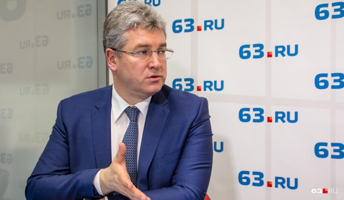 Виктор Кудряшов объяснил, как уменьшить тарифы