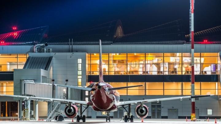 Два авиарейса из Москвы в Ростов экстренно приземлились в Краснодаре