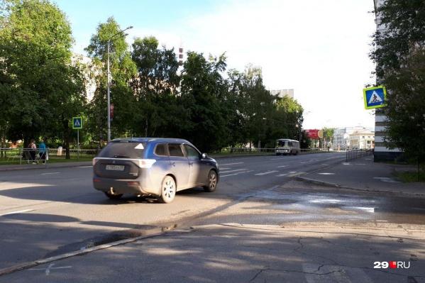 Переход на Троицком рядом с СГМУ доживает свои последние дни