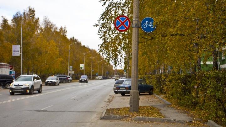 Три улицы в Академгородке перекроют для митинга и шествия