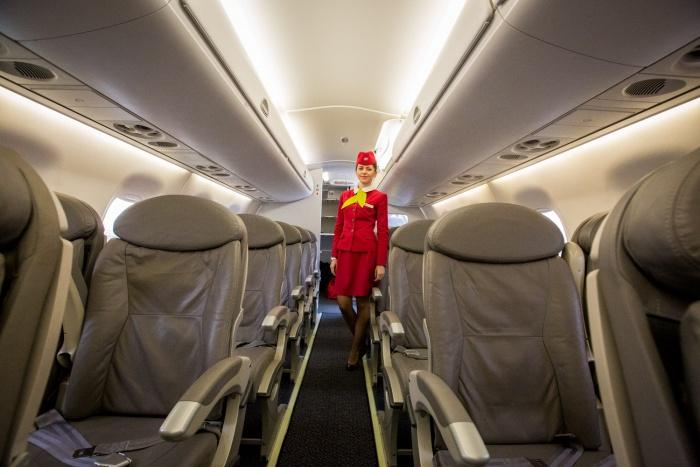 Летать из Новосибирска в Павлодар авиакомпания планирует по средам и воскресеньям