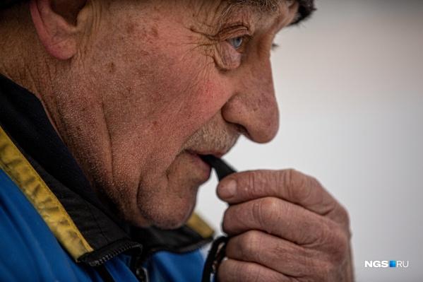 20 декабря Николая Ивановичу исполнится 73 года