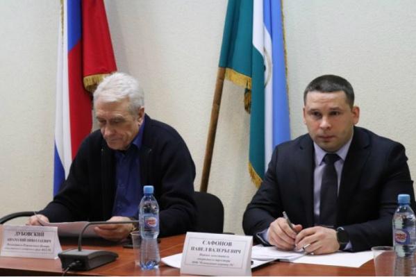 Павел Сафонов пересядет из кресла первого заместителя в кресло своего прежнего начальника