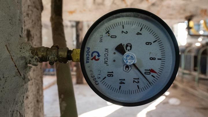 Жителям Дзержинского района Волгограда продлили отключение горячей воды