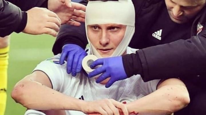 Футболист «Уфы» выбыл из отборочной игры на Евро-2020 из-за травмы