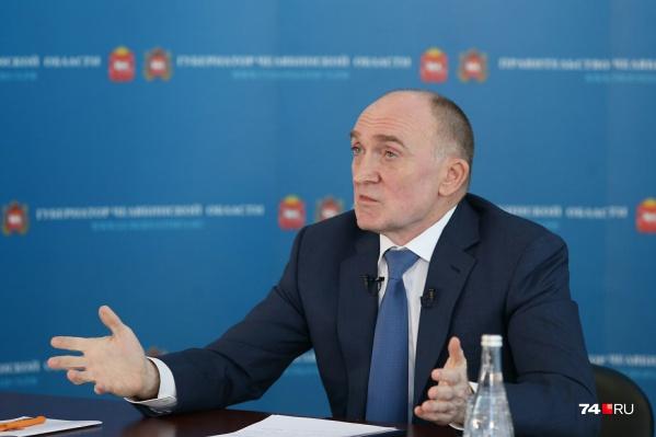 Дубровский привёл массу позитивных показателей в развитии региона