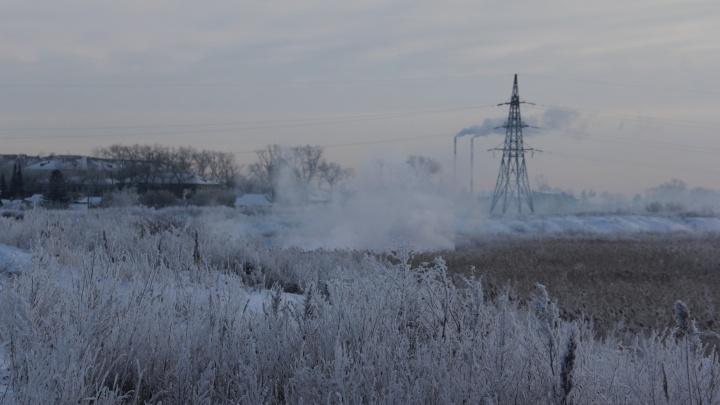 Под Челябинском объявили режим ЧС из-за запаха гари и смога