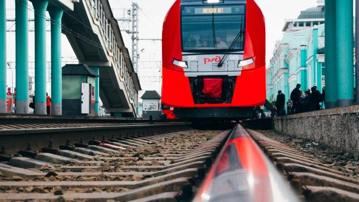 «Ласточка» к нам прилетела: как выглядит новый экспериментальный поезд до Новосибирска