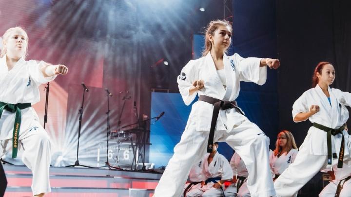 Поедет на первенство мира: 16-летнюю каратистку из Екатеринбурга взяли в сборную России