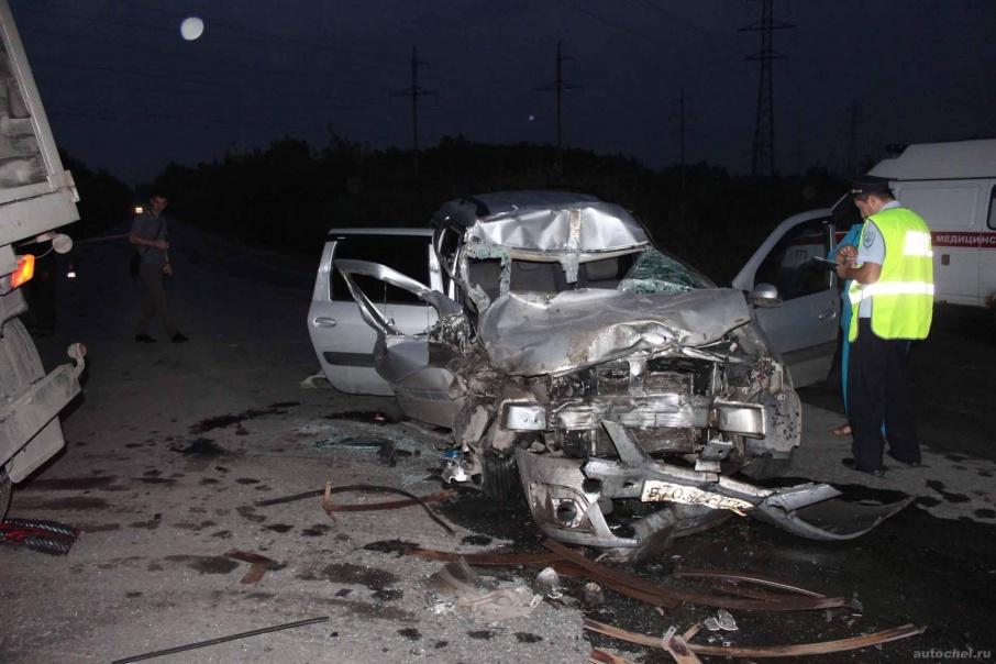 26-летняя пассажирка легковушки скончалась на месте ДТП, ещё одна пострадавшая умерла в больнице