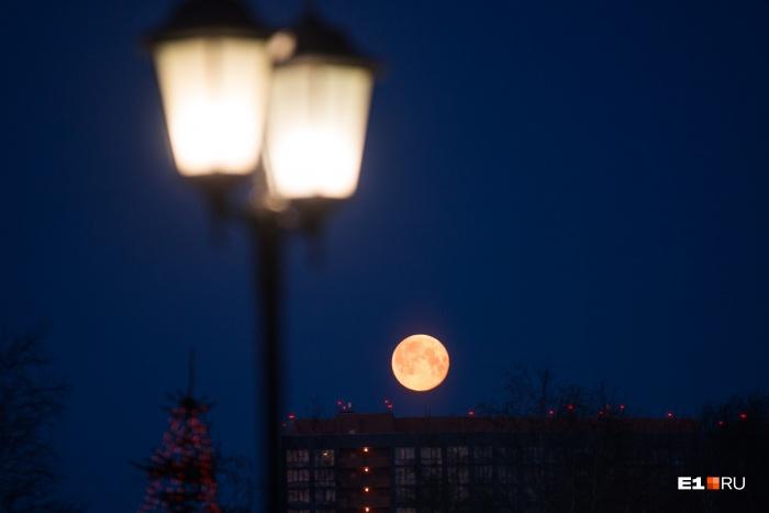 В сентябре можно будет наблюдать за Луной, Меркурием и Марсом