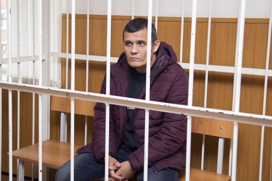 Гамиль Асатуллин пробыл в следственном изоляторе пять месяцев