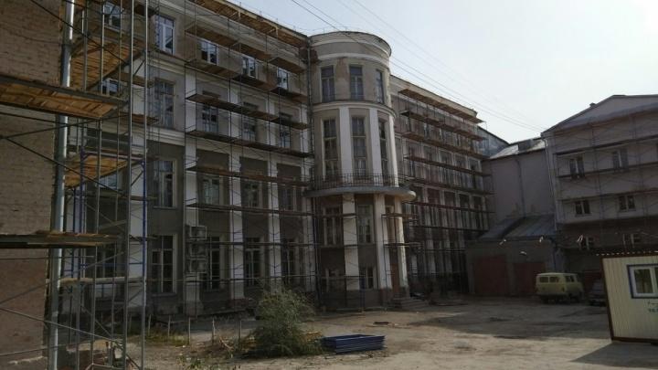 Минкульт России выделил на ремонт консерватории 18,5 миллиона