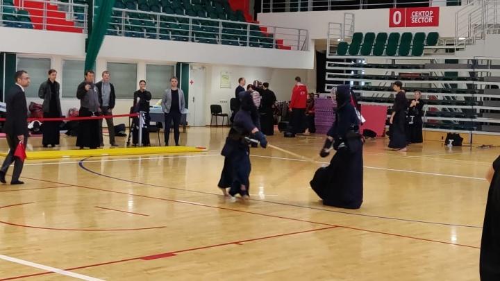Новосибирцы взяли гору медалей на чемпионате по самурайскому искусству