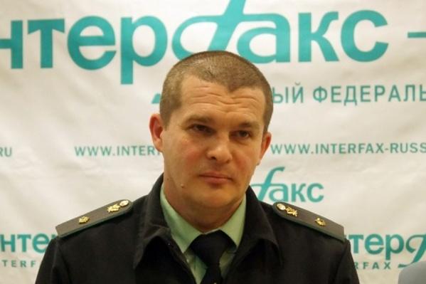 Владимир Шилин часто выступал с отчётами о работе ведомства