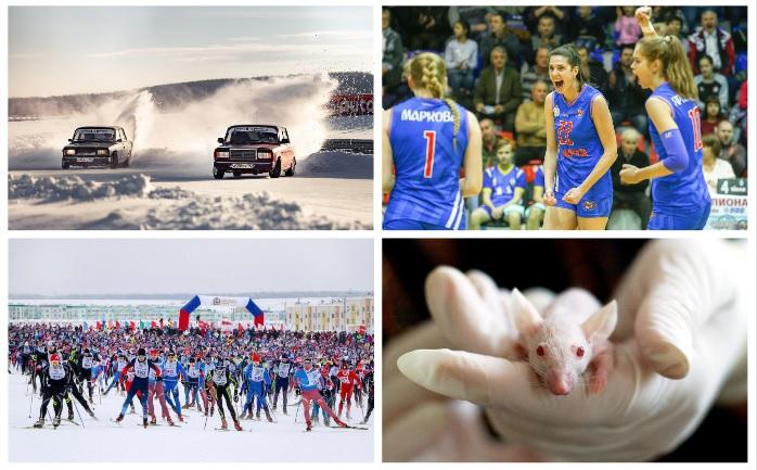Выходные в Нижнем Новгороде: в валенках, на лыжах и с наукой