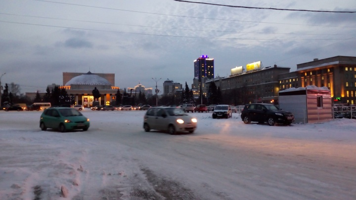 Власти открыли проезд по улице Ленина