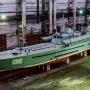 В Тюмени откроется 19-метровый памятник катеру «Комсомолец», посвященный подвигу судостроителей