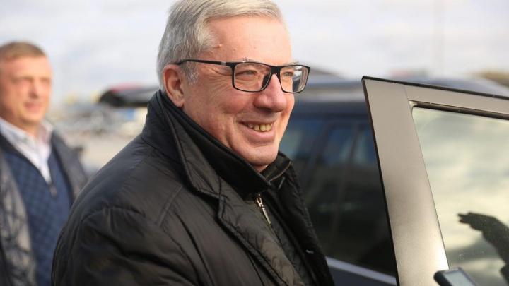 Бюро советов: Толоконский стал советником в новосибирском вузе