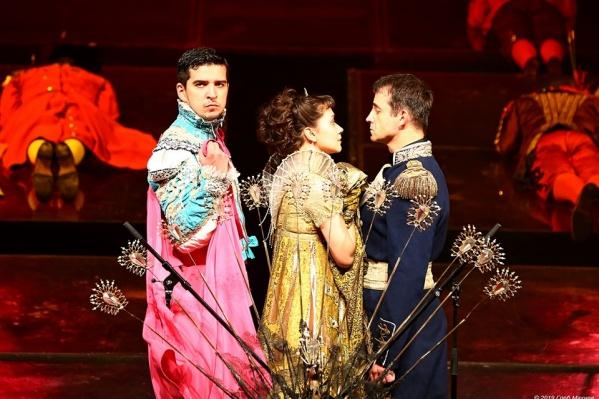 Спектаклями в Екатеринбурге «Ленком» завершает гастрольный сезон