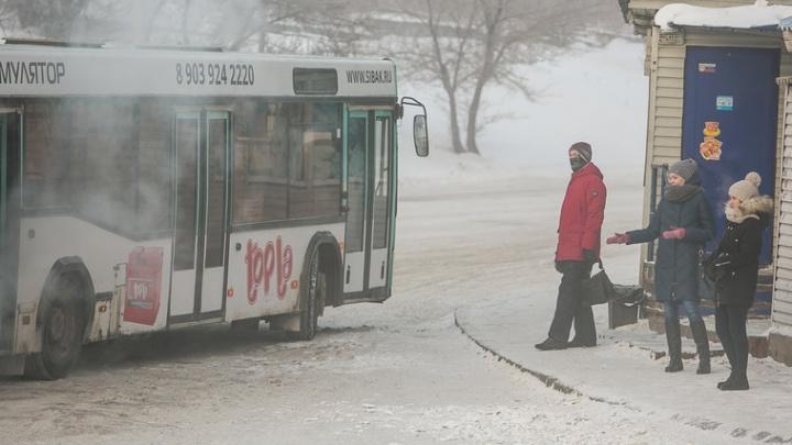 Морозы второй день: когда кончатся холода