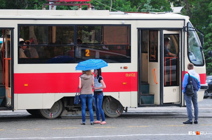 В Ночь музеев троллейбусы и трамваи будут ждать вас в 00:45 в центре города