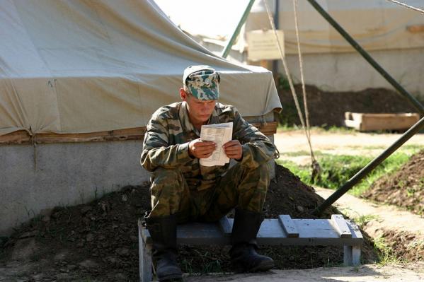 У военнослужащих меняется форма, сроки службы, но некоторые вещи остаются