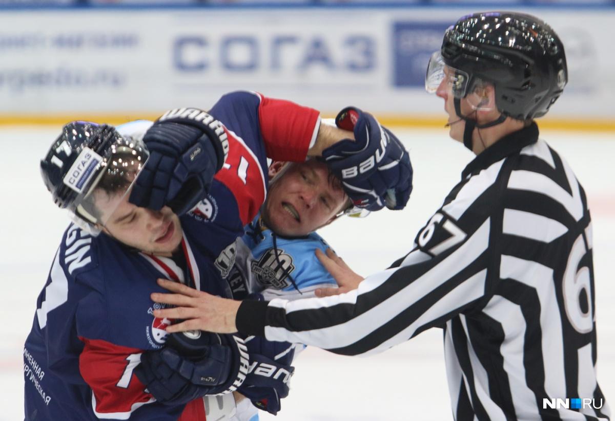 Втяжелейшем матче «Сибирь» вырвала победу у«Торпедо»