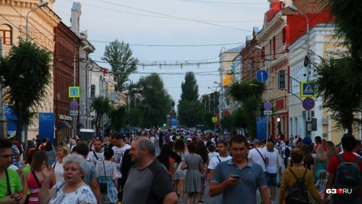 Ради пешеходной Куйбышева: в Самарской области решили изменить закон о дорогах