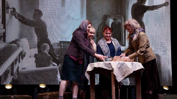 «Она была самым уважаемым дворником»: в Волгограде вновь посвятили спектакль Александре Черкасовой
