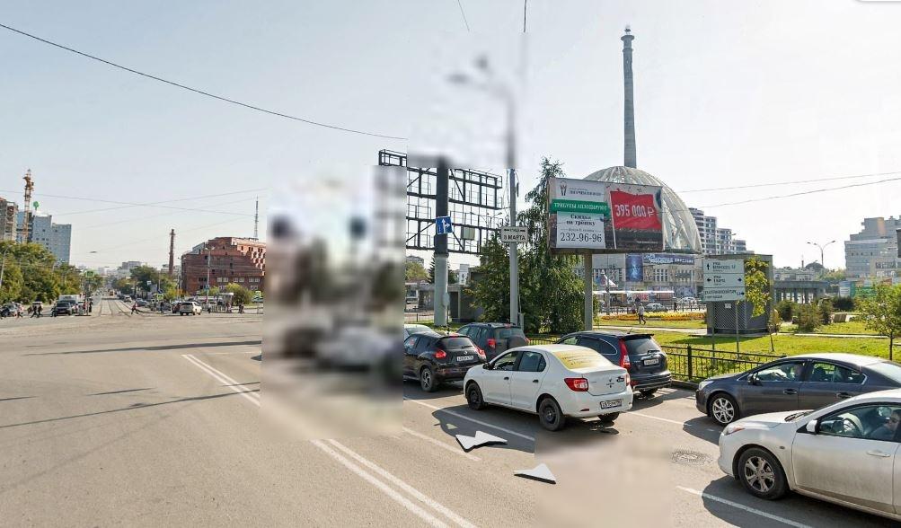 Экраны «Соли» продали с аукционов ,их убрали, но вот металлическая конструкция вряд ли украшает город