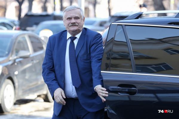 Сергей Лихачёв возглавляет Министерство экологии Челябинской области с мая 2018 года