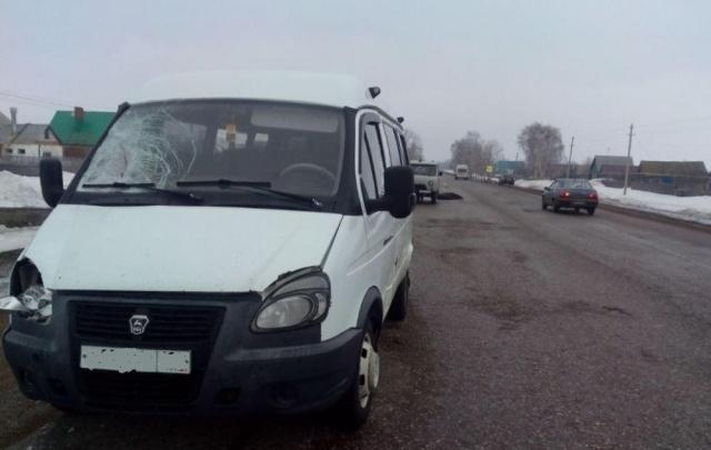 В Башкирии водитель «Газели» насмерть сбил пешехода