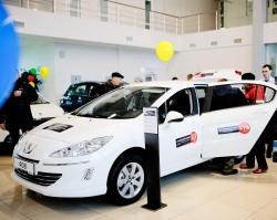 Доступна рассрочка 0% на все пассажирские автомобили Peugeot