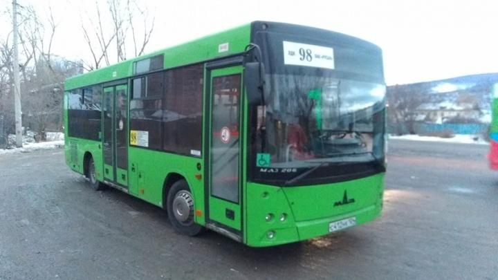 По итогам декабрьской проверки названы лучшие и худшие автобусные маршруты