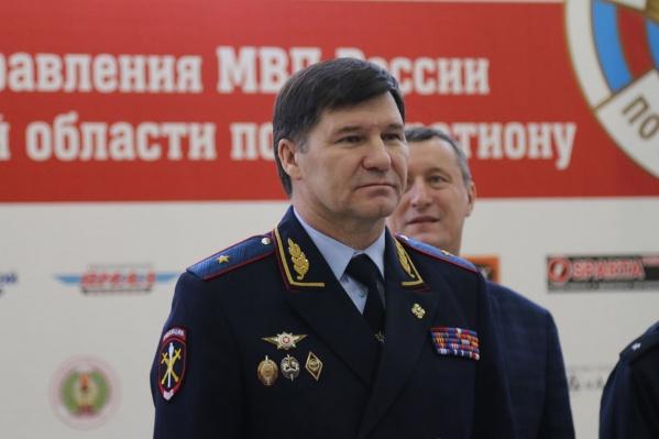 Юрию Алтынову 55 лет, полицию Тюменской области он возглавляет с 2014 года