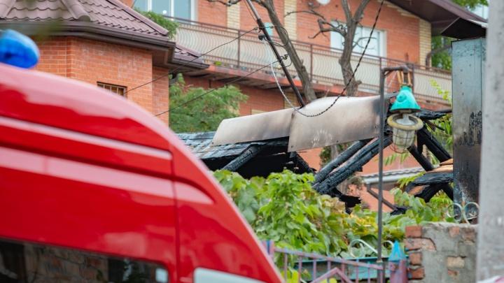 Жителя Ростовской области будут судить за поджог дома своей подруги
