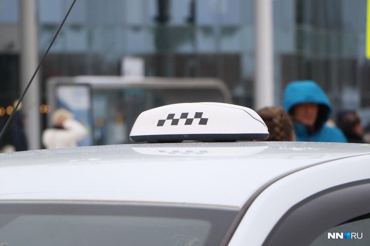 Волна забастовок таксистов докатилась и до Нижнего Новгорода