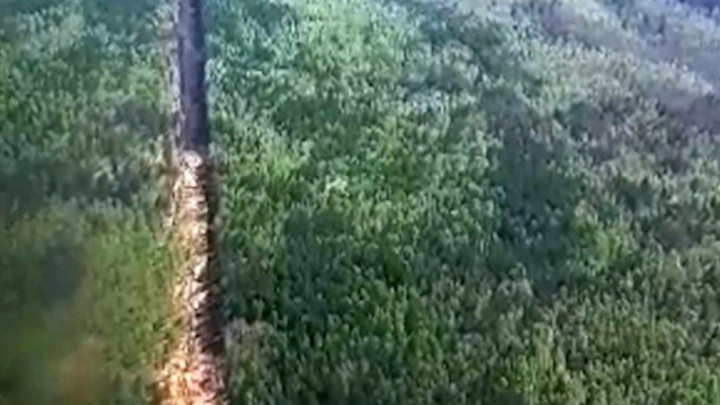 В Кургане и Белозерском районе снят режим ЧС
