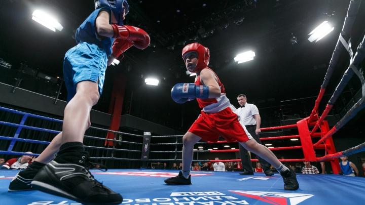 92 медали за шесть часов: в Екатеринбурге провели турнир по боксу среди детей