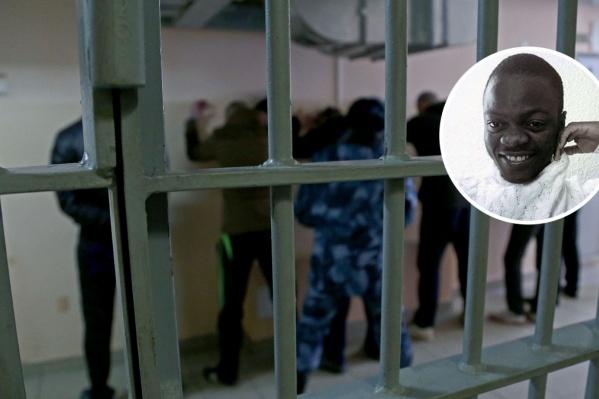 Гражданина Нигерии Айо обвиняют сразу по трем статьям Уголовного кодекса РФ