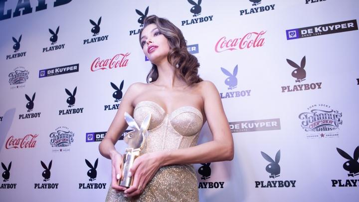 Playboy закатил вечеринку в честь 22-летней тюменки, ставшей «Девушкой года»