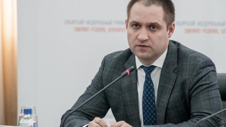 Министр спорта Красноярского края подал в отставку. Смотрим, кто займет кресло