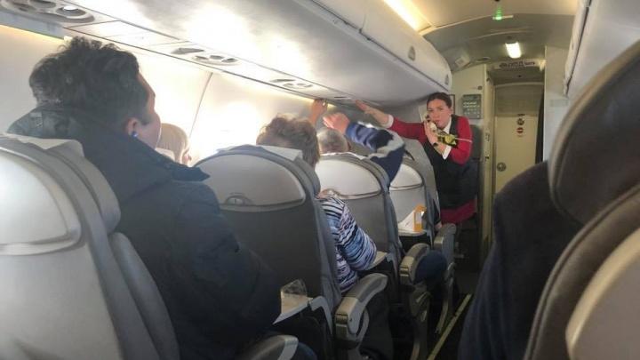 «Это самый ужасный перелет»: лидер группы «Чайф» рассказал подробности инцидента на борту самолета